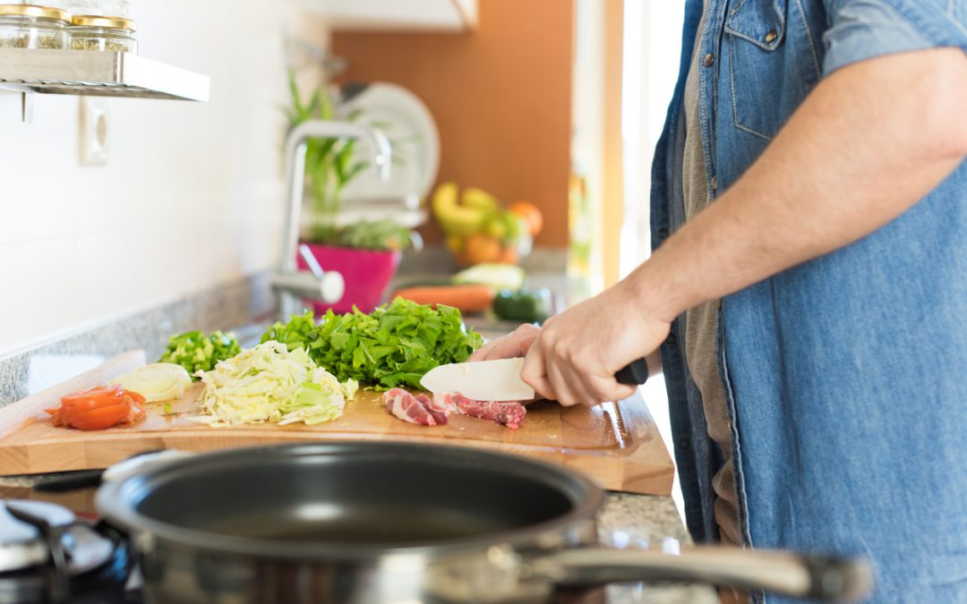 Use Forced Dining-In to Practice Healthy Eating